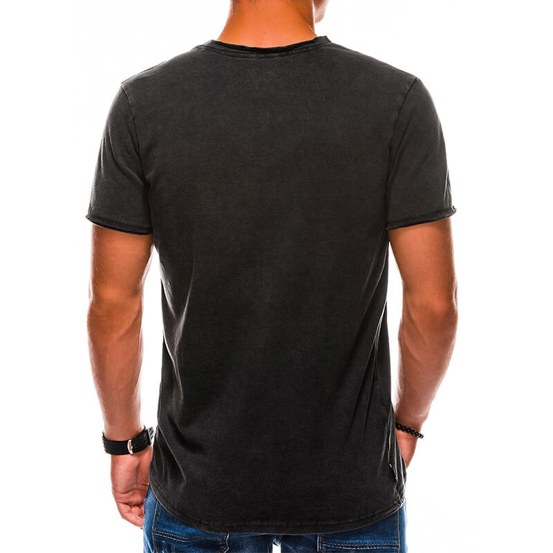 Majica v črni barvi