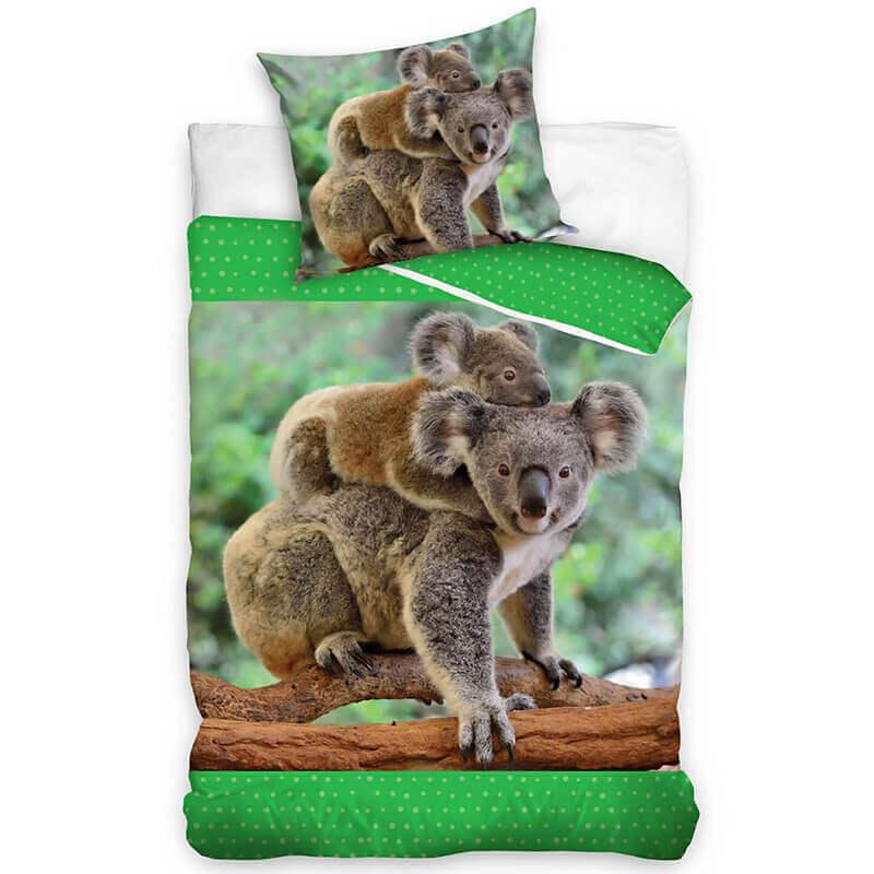 Posteljnina Koala