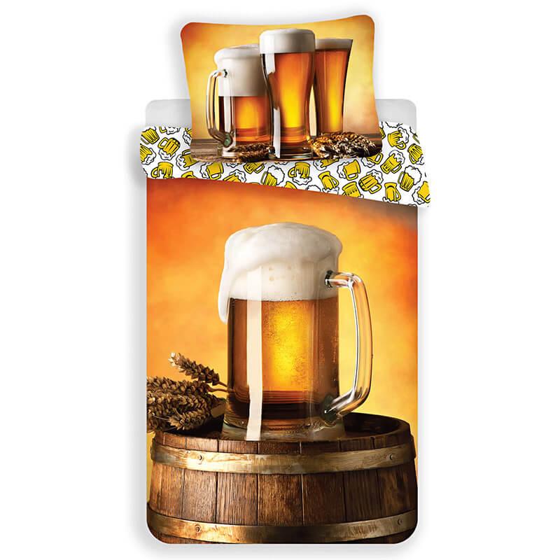 Posteljnina Pivo