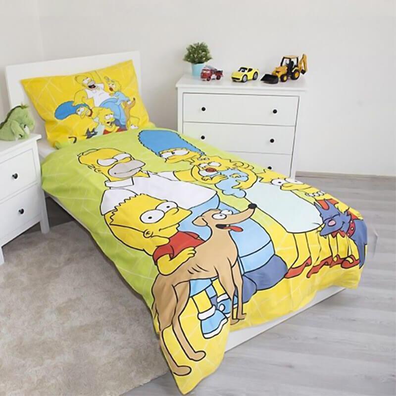 Posteljnina Simpsonovi
