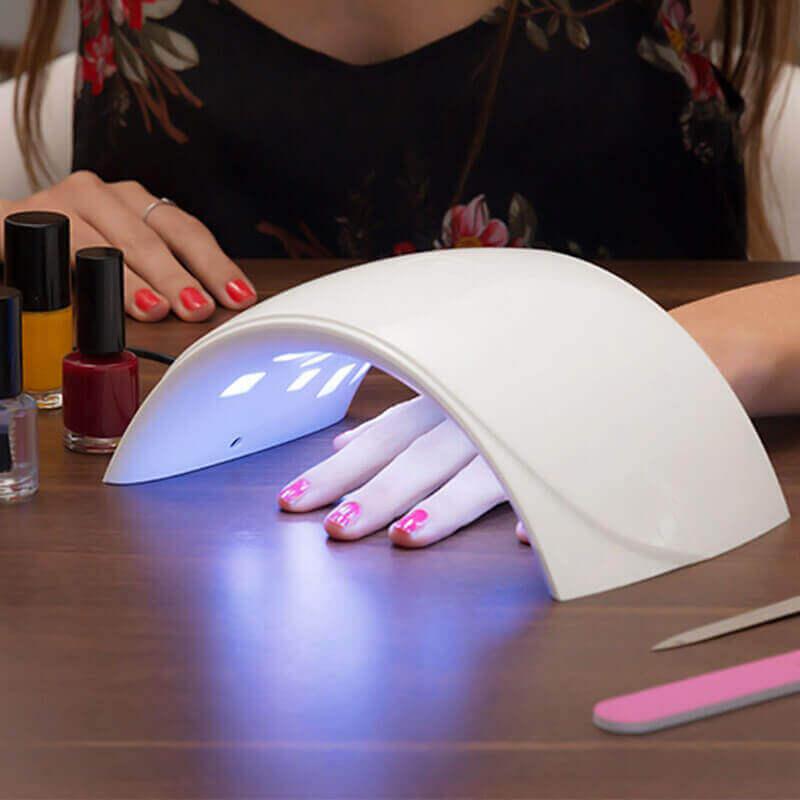 Profesionalna LED UV Lučka Za Nohte