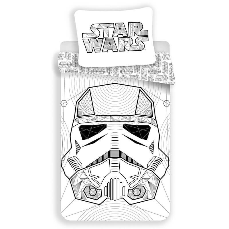 Posteljnina Vojna zvezd - Imperialni vojak