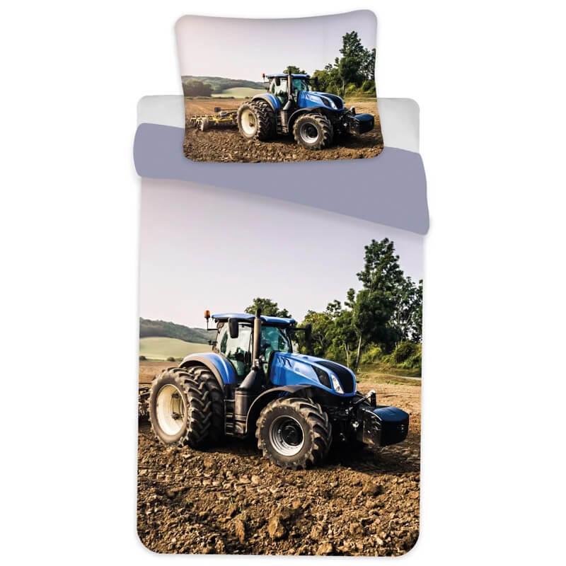 Posteljnina Za Najmlajše Traktor