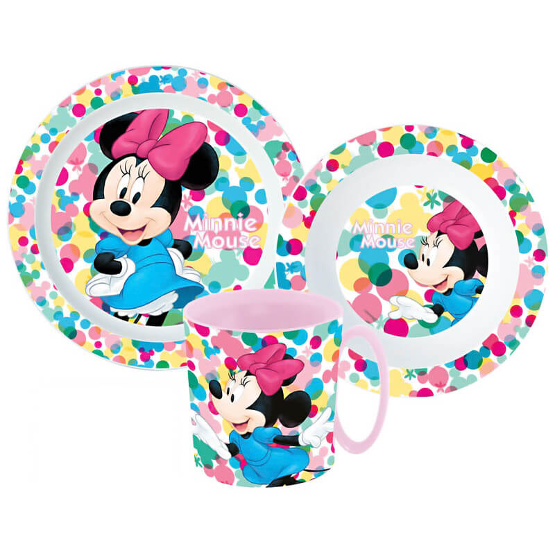 Simpatični Set Za Hranjenje Miška Minnie
