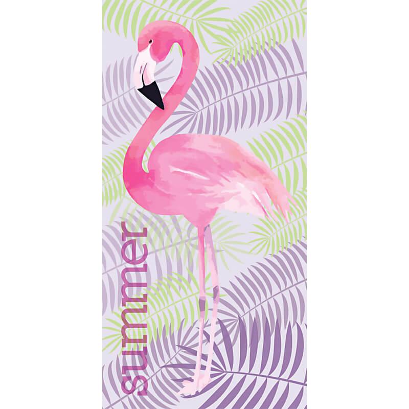 Brisača Flamingo